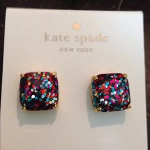 Kate spade sparkle earrings